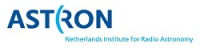 ASTRON, the Netherlands institute for Radio Astronomy