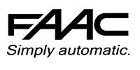 FAAC Automatische Deuren